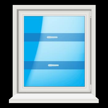 Sashless Double Hung Windows